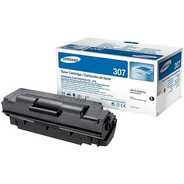 MLT-D307U Toner Cartridge - Samsung Genuine OEM (Black)