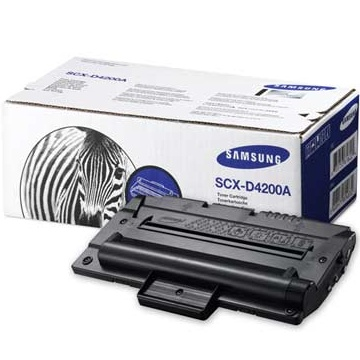 SCX-D4200A Toner Cartridge - Samsung Genuine OEM (Black)
