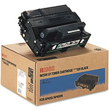 Genuine Savin 400942 Black Toner Cartridge