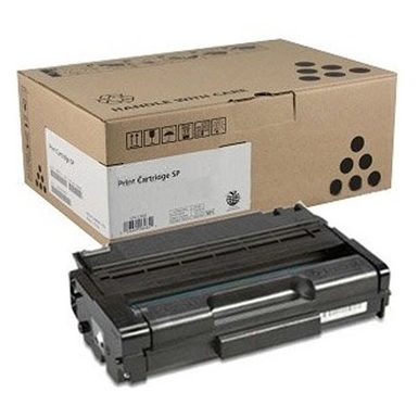 Genuine Savin 406464 Black Toner Cartridge