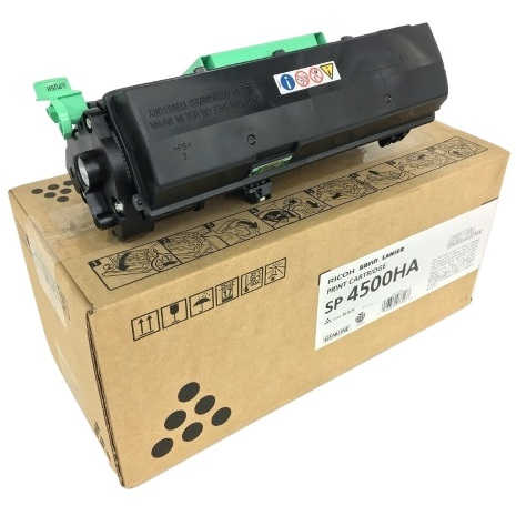 Savin 407316 Toner Cartridge - Savin Genuine OEM (Black)