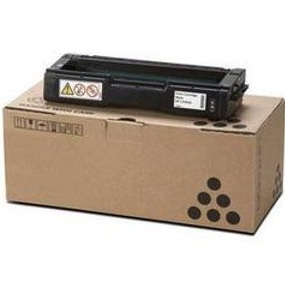 Savin 407895 Toner Cartridge - Savin Genuine OEM (Black)