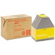 Genuine Savin 888341 Yellow Toner Cartridge