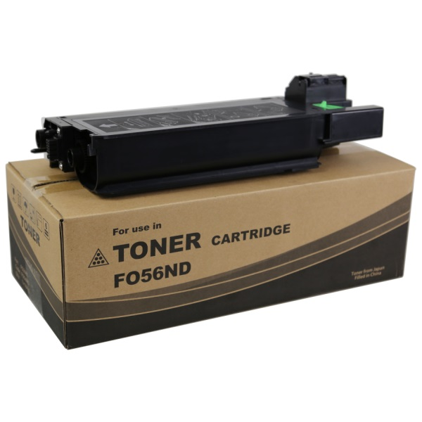 Genuine Sharp FO-56ND Black Toner Cartridge