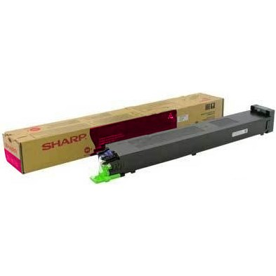 MX-23NTMA Toner Cartridge - Sharp Genuine OEM (Magenta)