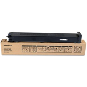 MX-27NTBA Toner Cartridge - Sharp Genuine OEM (Black)