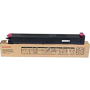 MX-31NTMA Toner Cartridge - Sharp Genuine OEM (Magenta)