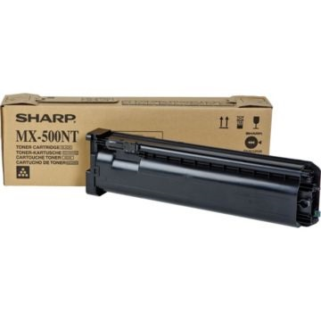 MX-500NT Toner Cartridge - Sharp Genuine OEM (Black)