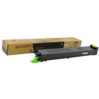 MX-51NTYA Toner Cartridge - Sharp Genuine OEM (Yellow)