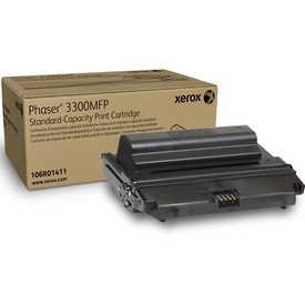 Genuine Xerox 106R01411 Black Toner Cartridge