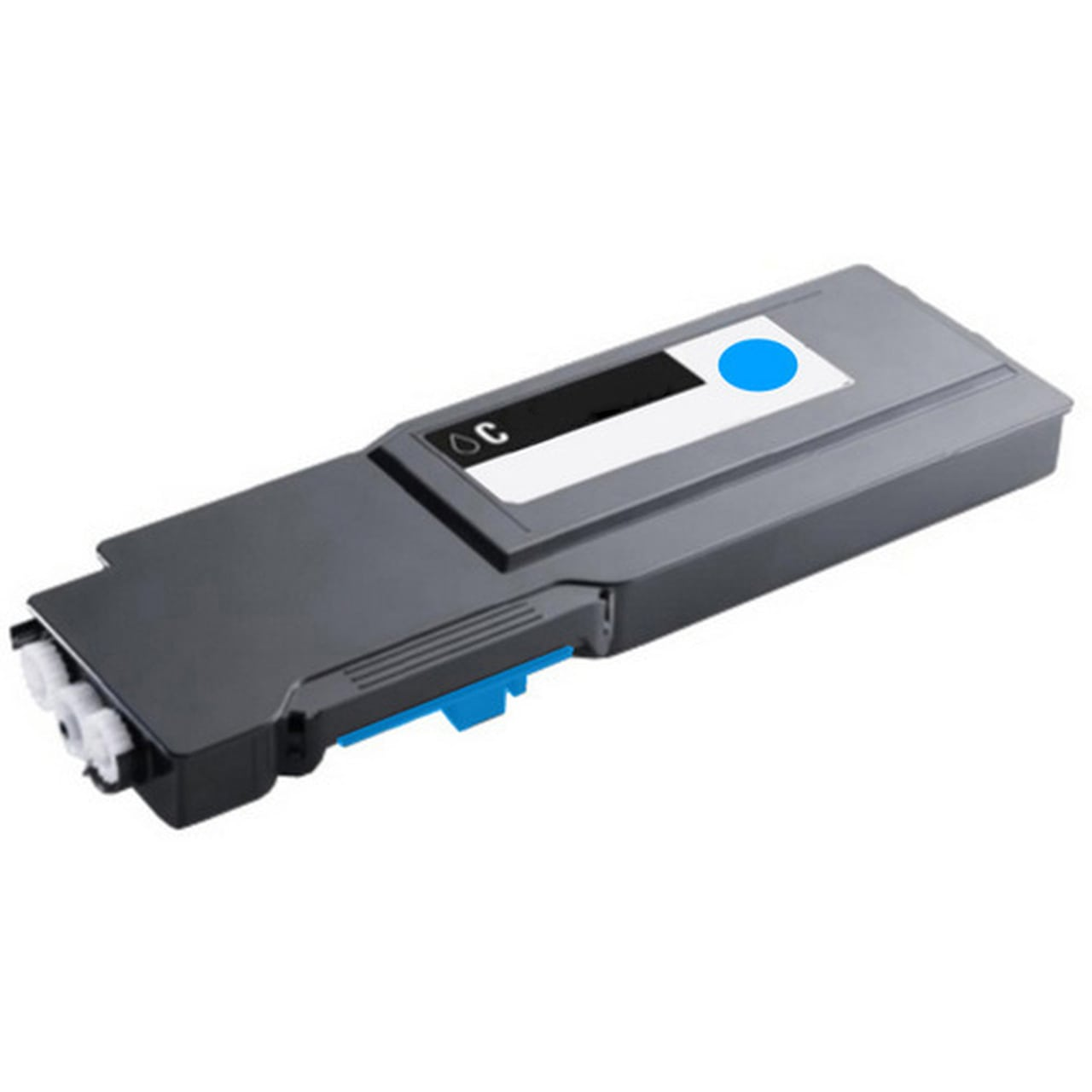106R02744 Toner Cartridge - Xerox Compatible (Cyan)