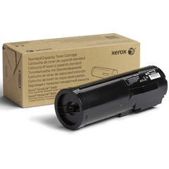 106R03580 Toner Cartridge - Xerox Genuine OEM (Black)