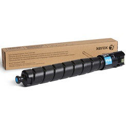 106R04034 Toner Cartridge - Xerox Genuine OEM (Cyan)