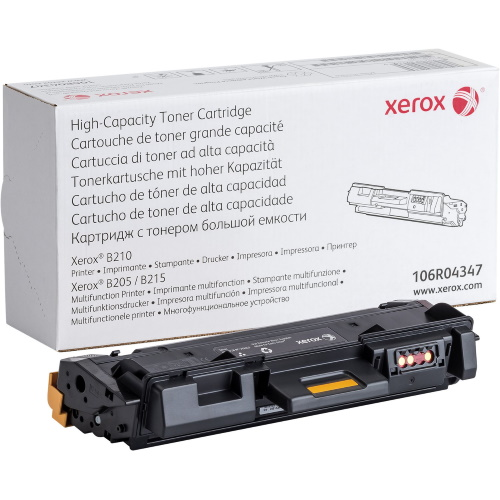106R04347 Toner Cartridge - Xerox Genuine OEM (Black)