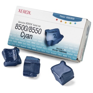 108R00669 Solid Ink Sticks - Xerox Genuine OEM (Cyan)