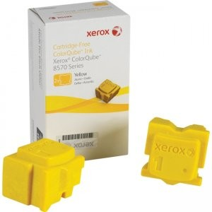 108R00928 Solid Ink Sticks - Xerox Genuine OEM (Yellow)