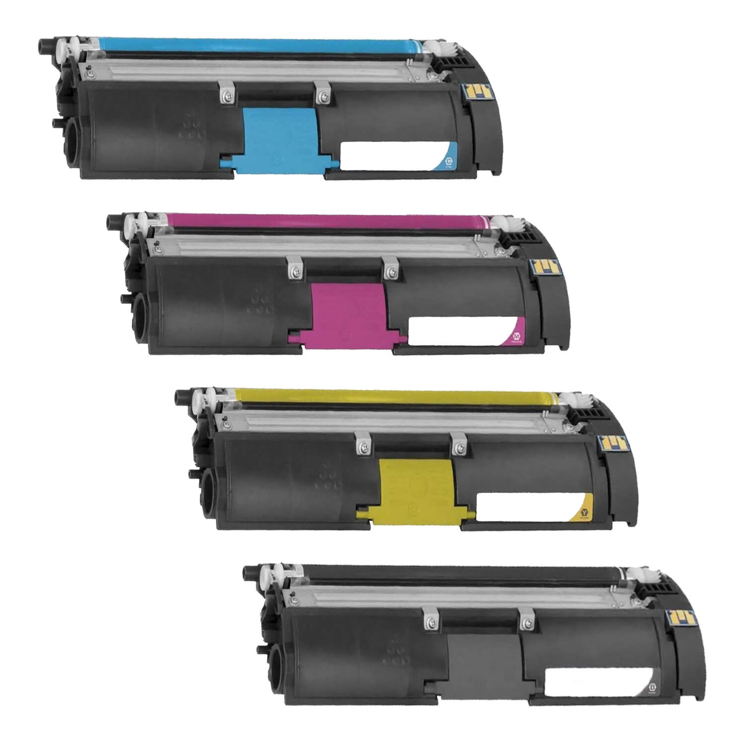 Compatible Xerox 6115-6120 Toner Pack - 4 Cartridges