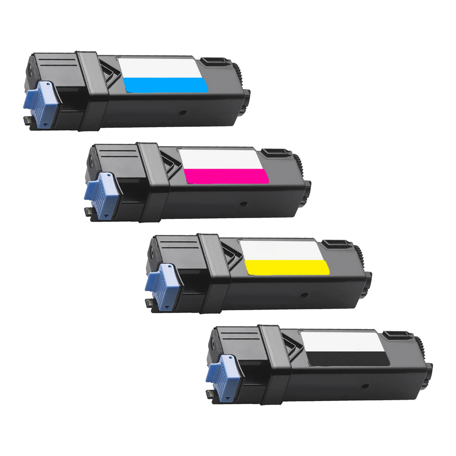 Remanufactured Xerox 6500-6505 Toner High Capacity Pack - 4 Cartridges