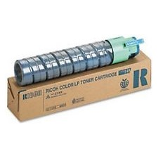 Lanier 821184 Toner Cartridge - Lanier Genuine OEM (Cyan)