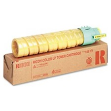 Savin 821182 Toner Cartridge - Savin Genuine OEM (Yellow)