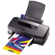 Epson Stylus Photo 750