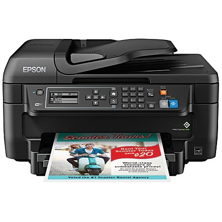 Epson WF-2750 Ink, WorkForce WF-2750 Ink Cartridges