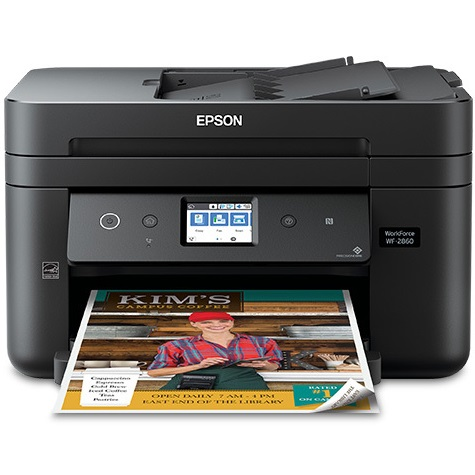 Epson WF-2860 Ink, WorkForce WF-2860 Ink Cartridges