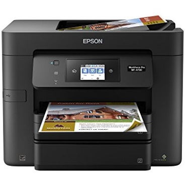 Epson WF-4730 Ink, WorkForce Pro WF-4730 Ink Cartridges