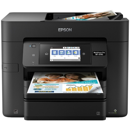 Epson WF-4740 Ink, WorkForce Pro WF-4740 Ink Cartridges